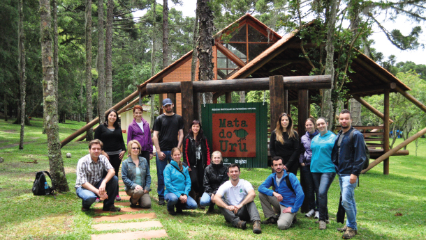 Instituto LIFE visita a Mata do Uru