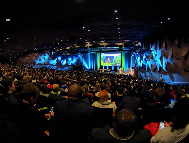 Instituto LIFE no Global Landscape Forum