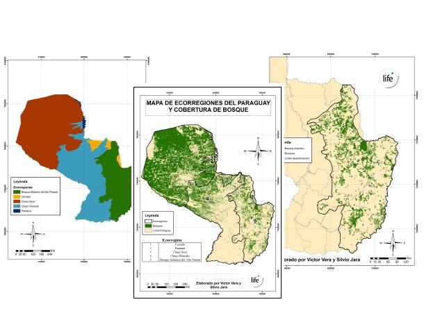 Série Cadernos Técnicos Vol. IV – Ecorregiões do Paraguai