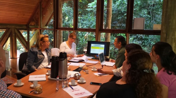 Instituto LIFE recebe representantes da Itaipu Binacional para reunião técnica
