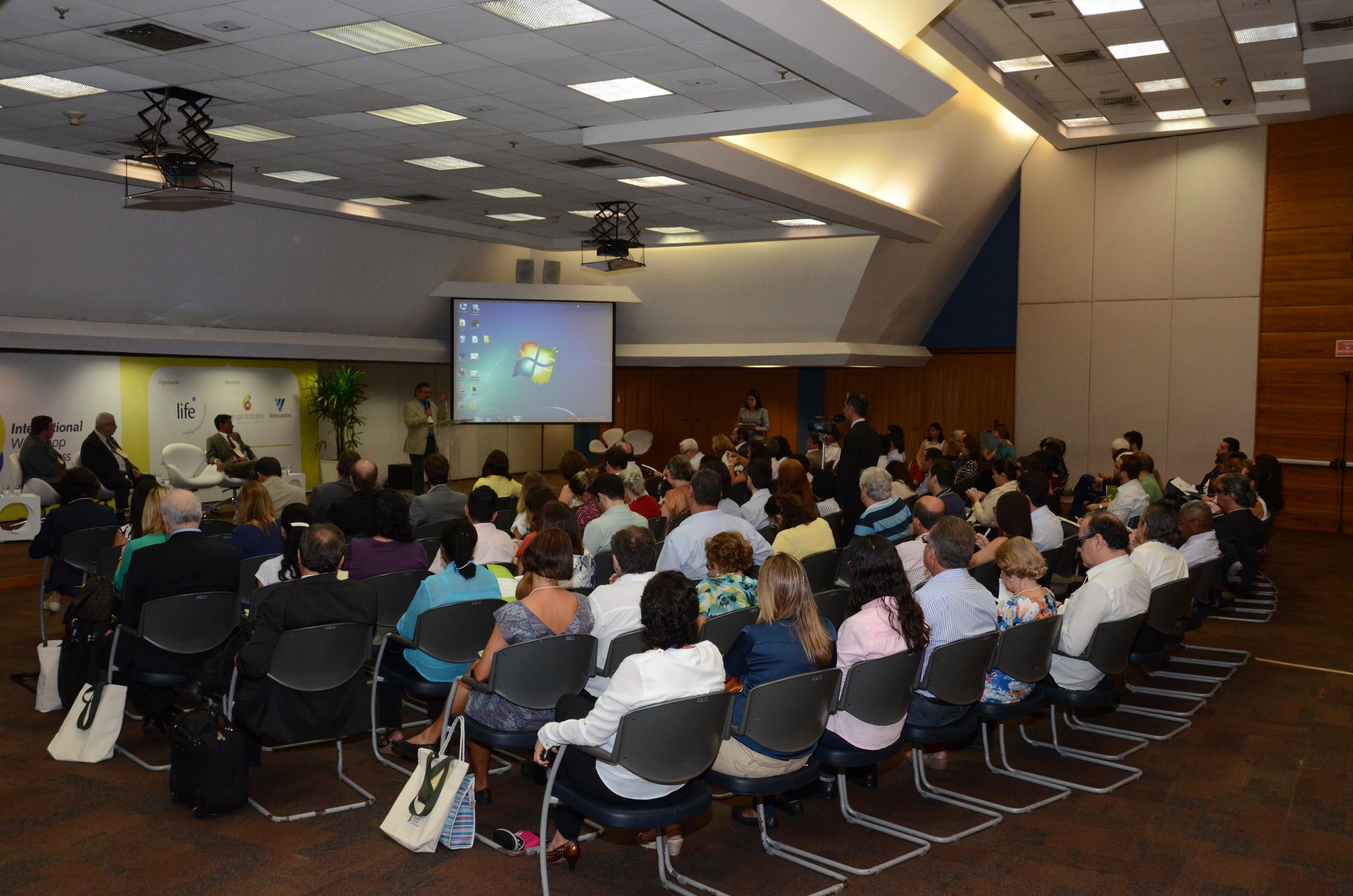 Terceira edição do Workshop Internacional de Negócios e Biodiversidade