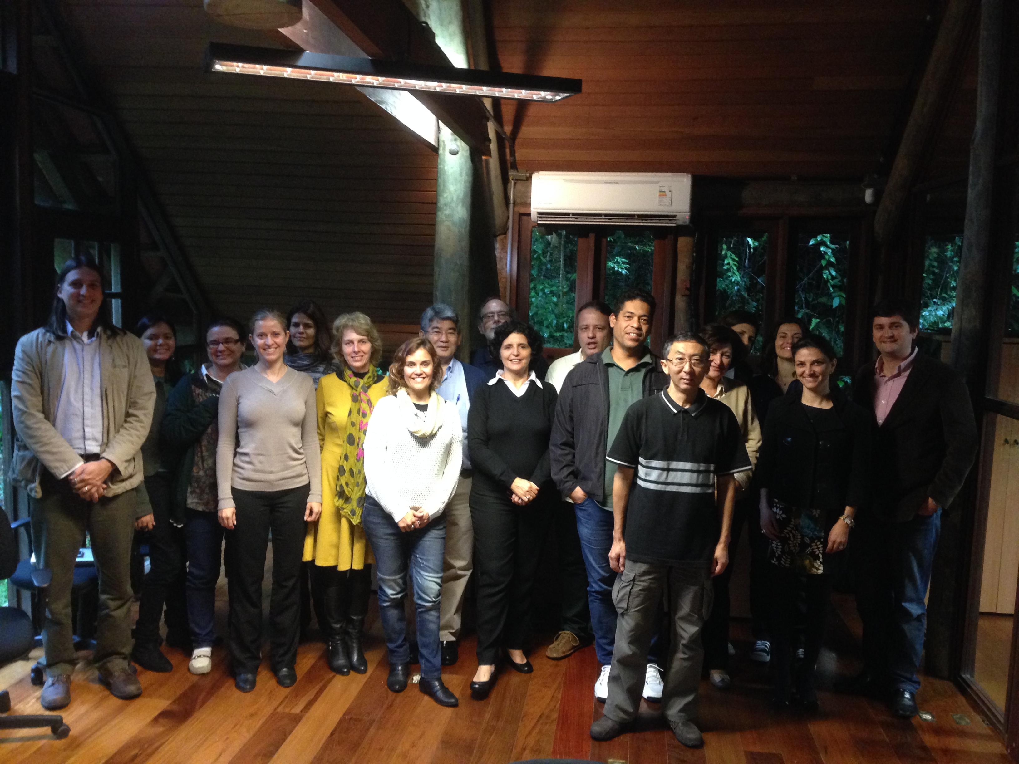 Instituto LIFE promove reunião da Comissão Técnica Permanente