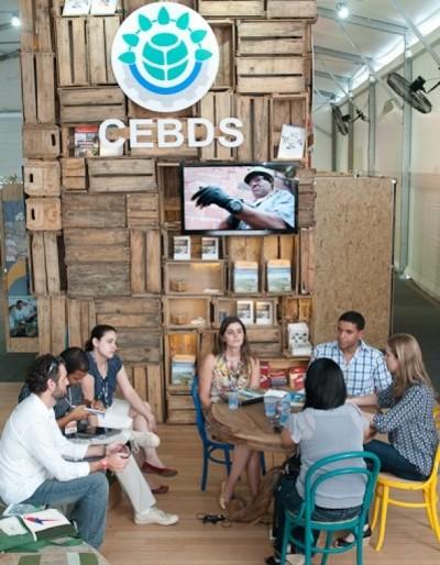 CEBDS recebe INSTITUTO LIFE durante Rio +20