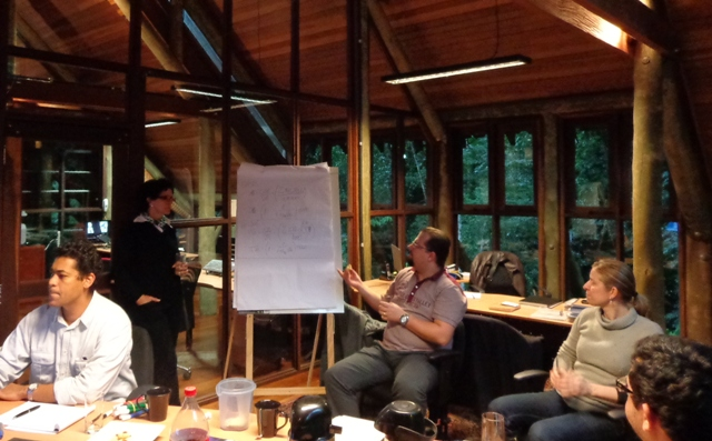 Reunião no LIFE discute primeiros resultados da análise crítica do VEIB