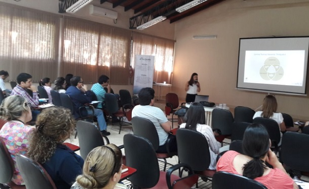 LIFE Institute conducts first LIFE Certification training in Paraguay