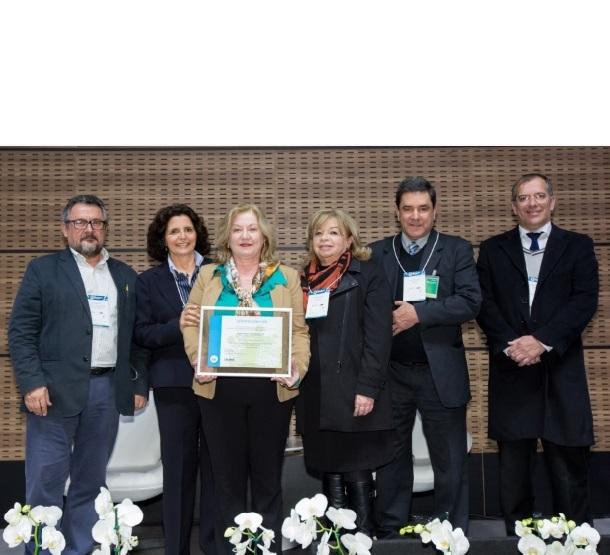 Cerimônia de entrega da Certificação LIFE ao Grupo Boticário