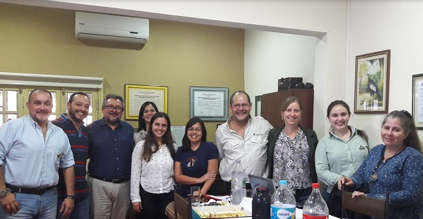 LIFE Institute participates in LIFE Paraguay Committee meeting
