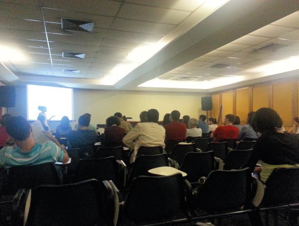"""Instituto LIFE participa do curso """"Serviços Ecossistêmicos em Avaliação de Impacto"""""""