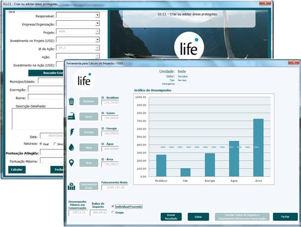 Lançamento da ferramenta LIFEkey