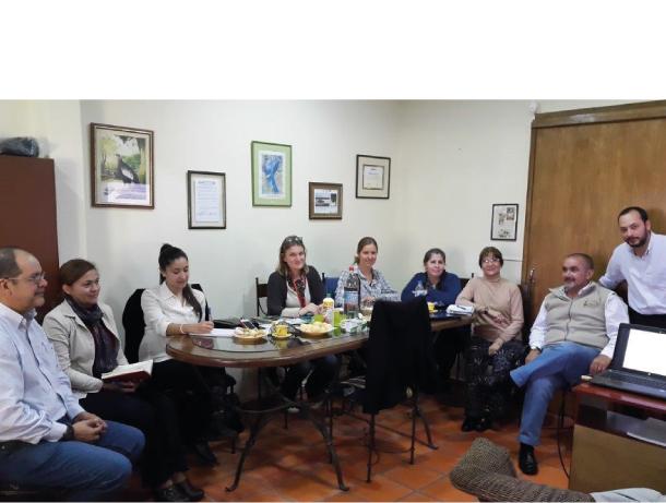 Comissão Técnica do Instituto LIFE – Paraguai se reúne em Assunção