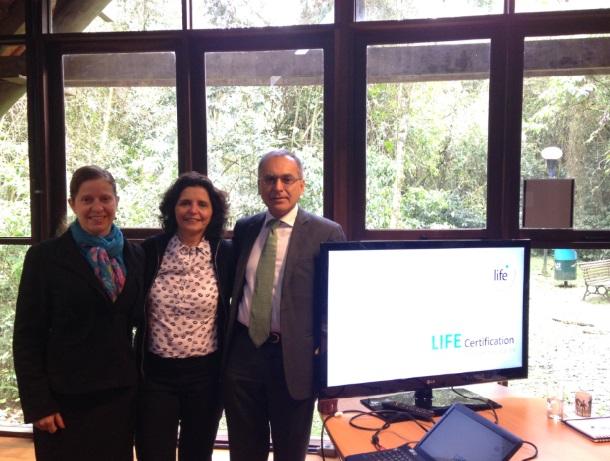 Pavan visita o Instituto LIFE e reconhece a importância das empresas na agenda de conservação