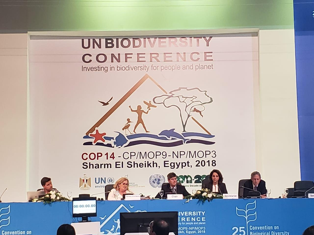 LIFE Institute promotes side event during UN Biodiversity Conference COP-14 in Egypt