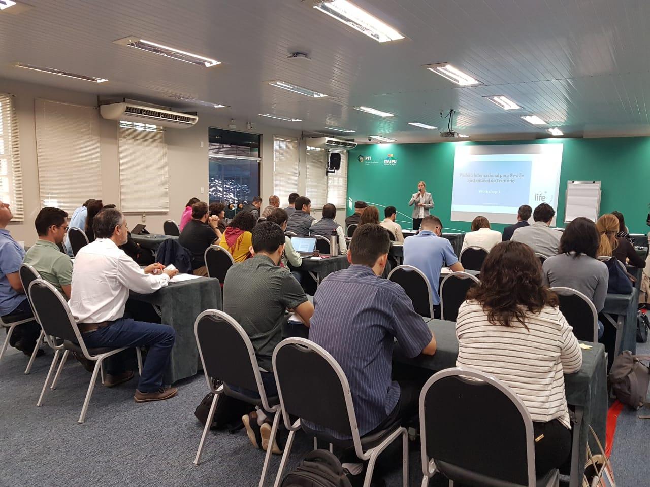 Desarrollo de Estándar Internacional para la Gestión Sostenible del Territorio