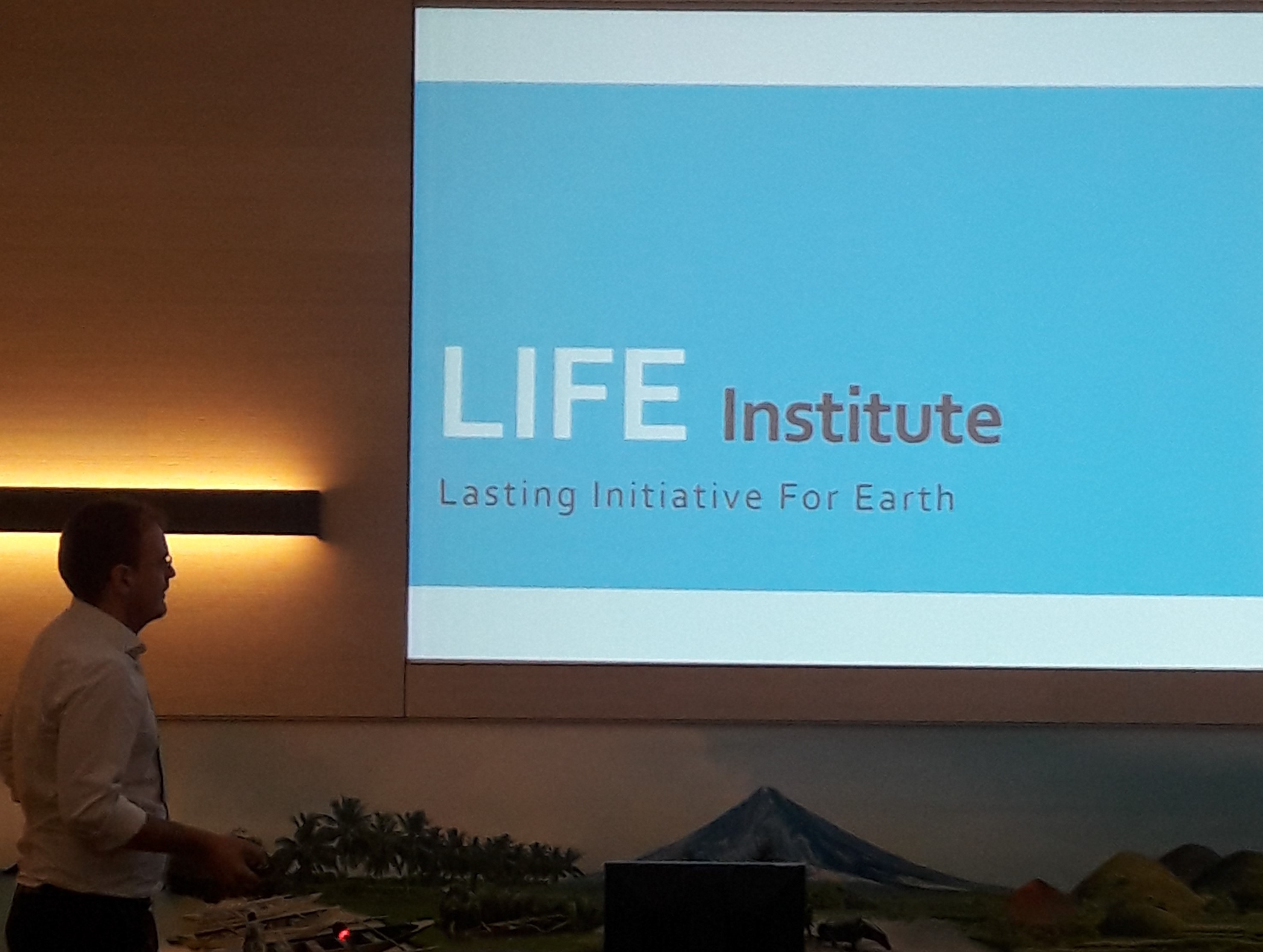 Life Institute presents its Methodology for calculating biodiversity impact in Rome